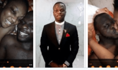 Lekki Pastor Reveals Fresh Details On Leaked Sextape With Tamaratokin