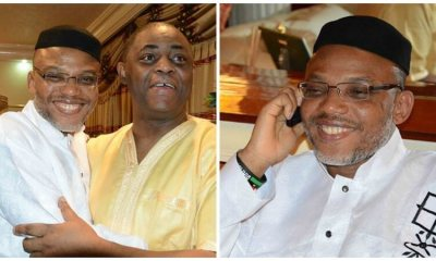 JUST IN: Nnamdi Kanu Calls Fani-Kayode, Reveals Plans For 2019 Poll
