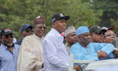 Police Summon Saraki, Melaye Over Osun Election Protest