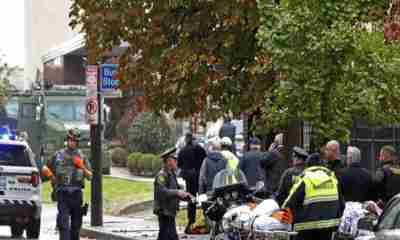 Gunman Attacks US Synagogue, Kills 8
