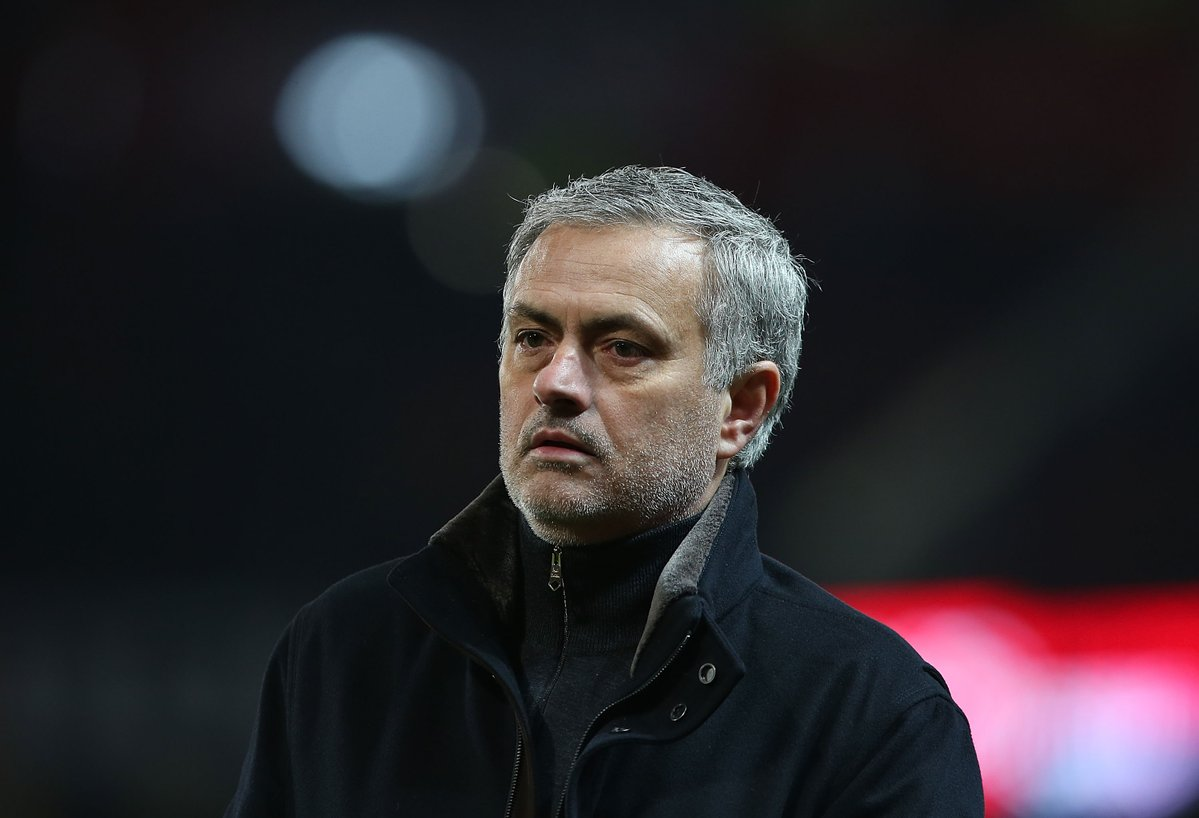 Manchester United Sack Jose Mourinho, Reveal Next Action
