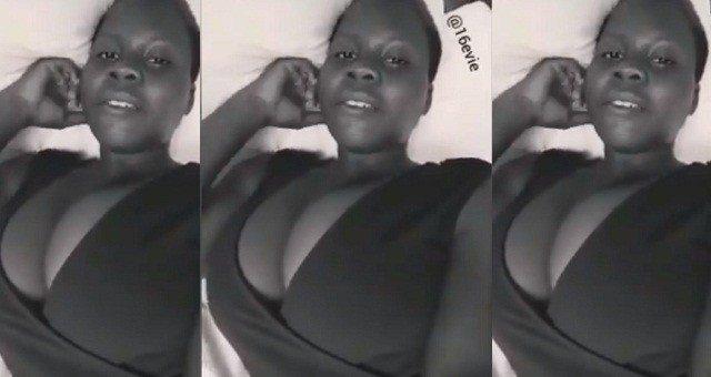 16-Year-Old Nigerian '16evie' Turns Porn Star (Video)