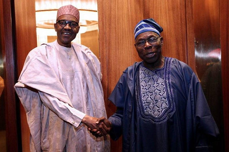 Buhari Like Abacha, Planning To Rig Elections - Obasanjo