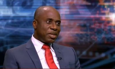 PDP Accuses Amaechi Of Plotting Constitutional Crisis In Rivers
