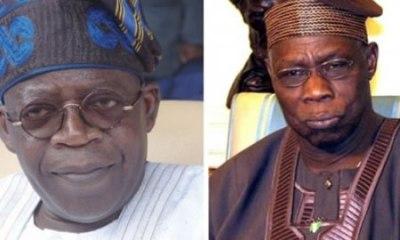 Tinubu Bombs Obasanjo Over Attack On Buhari, Osinbajo