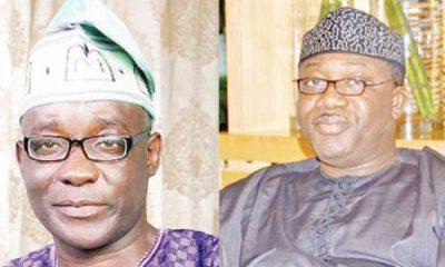 Election Tribunal Declares Fayemi Ekiti Governor