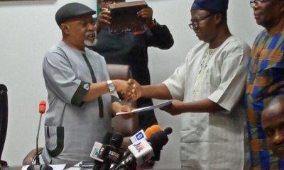ASUU Strike: Lecturers Threaten Buhari Government