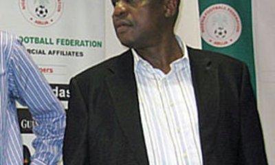 Taiwo Ogunjobi, Ex-NFF Secretary Dies