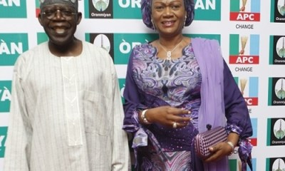 Why I Am Against My Wife's Third Term In The Senate - Tinubu