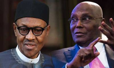 2019 Poll: Atiku Insists He Defeated Buhari, Releases 'Evidence' Of Election Result