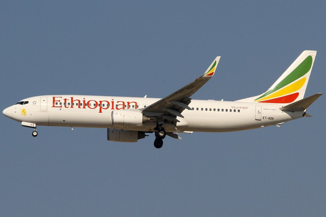 Breaking: Ethiopian Airlines Plane With 157 People On Board Crashes