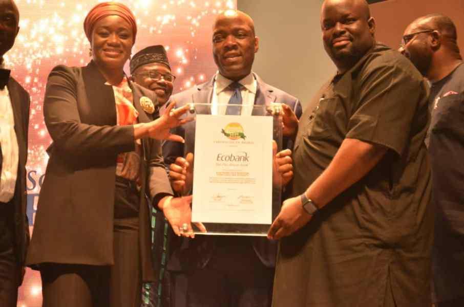Ecobank Wins CBN/NIBSS Award For Data Integrity
