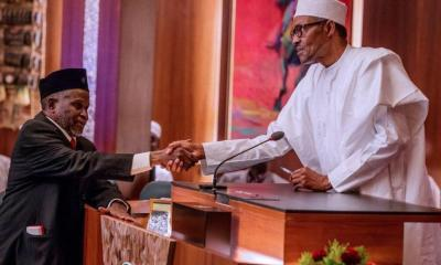 The appointment of Justice Ibrahim Tanko Muhammad has been confirmed by the Senate as the Chief Justice of Nigeria (CJN)