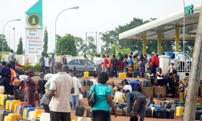 The Major Oil Marketers Association of Nigeria (MOMAN) on Friday urged Nigerians to stop panicking over fuel scarcity while assuring the association's effective distribution of petroleum products across the country.
