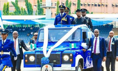 Vice President Yemi Osinbajo has urged men of the Nigerian Armed Forces (NAF) to continue to operate at the highest level of Diligence