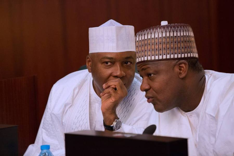 The Federal High Court Abuja on Friday, gave Senate President, Bukola Saraki, Speaker, House of Representatives, Yakubu Dogara and 52 other lawmakers until April 17 to file their responses to a suit asking them to vacate their seats.