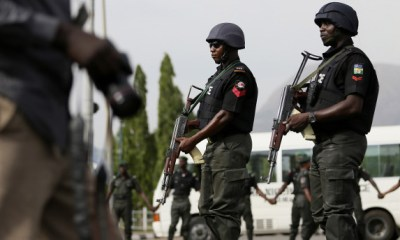 A high number of security operatives have deployed to strategic positions at the Murtala Muhammed Airport, Lagos, ahead of the working visit of President Muhammadu Buhari to the state today Wednesday