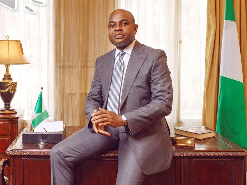The presidential candidate of the Young Progressive Party (YPP), in the February 23rd Presidential election in Nigeria, Kingsley Moghalu has announced his withdrawal from partisan politics.