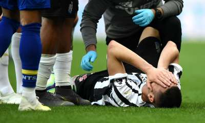Paraguayan midfielder Miguel Almiron could be a doubt for his country's Copa America campaign after Newcastle revealed he will miss their final three Premier League matches due to a hamstring injury.