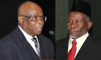 Just In: NJC Takes Action Against Onnoghen, Muhammad Over 'Misconduct'