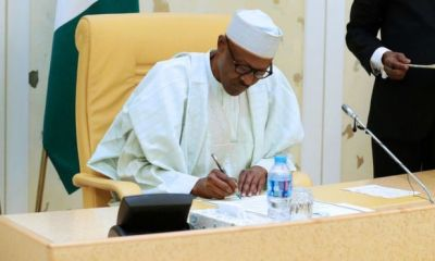 President Muhammadu Buhari has sent the ministerial list to Senate.