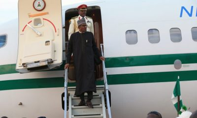 President Buhari Departs Saudi Arabia For Nigeria (Video)