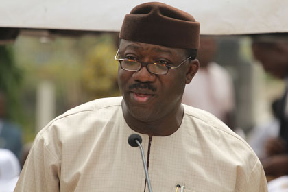 Fayemi Reveals What He Will Do As Chairman Of Nigeria Governors Forum