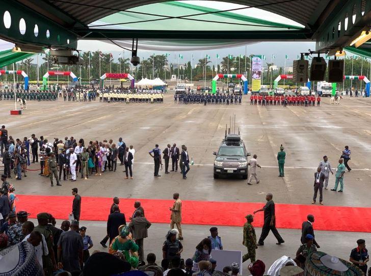 President Muhammadu Buhari alongside Vice President Yemi Osinbajo, will today (Wednesday) be sworn-in for a second term.