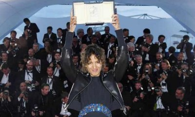 Mati Diop, French-Senegalese actress and director, has become the first black female director to win an award in Cannes Film Festival's 72-year history.