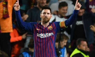 Lionel Messi warned his Barcelona teammates that their place in the Champions League final is still not certain despite his two-goal salvo in a 3-0 semi-final first leg win over Liverpool on Wednesday.