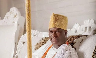 OONI of Ife, Oba Adeyeye Enitan Ogunwusi, Co-founder and artistic director of the Crown Troupe of Africa, Segun Adefila, are set to attend 'The Dance Workshop.