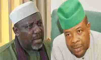 The Governor-elect of Imo State, Emeka Ihedioha has accused the administration of Governor Rochas Okorocha of plotting to undermine his inauguration.