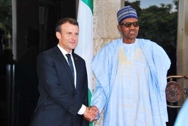 French President Emmanuel Macron has invited President Muhammadu Buhari to the Africa-France Summit scheduled for June 2020 in Bordeaux, France.