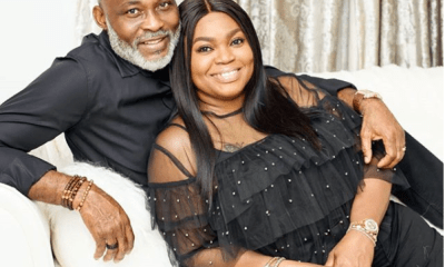 Foremost Nollywood actor, Richard Mofe-Damijo, a.k.a RMD has advised against 'butt enlargement' and 'boob lift; and all such artificial body configurations, saying they cannot guarantee true happiness in life.