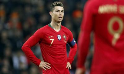 Cristiano Ronaldo was included in Portugal's squad for next month's Nations League semi-final against Switzerland, head coach Fernando Santos announced on Thursday.