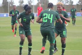 The Super Falcons of Nigeria on Saturday thrashed their Nigerien counterpart 15-0 in the second game at the ongoing West Africa Football Union (WAFU) Cup tournament in Abidjan, Cote d'Ivoire.