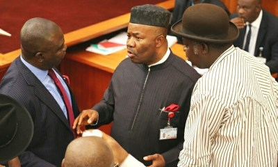 Tracka a nongovernmental organization that monitors government project implementation has uncovered how Senator Godswill Akpabio, a Senator and former Akwa-Ibom state governor received 70% from funds worth N1.127 billion through the MDAs in 2018 as constituency projects with no update till the moment of disseminating this information.