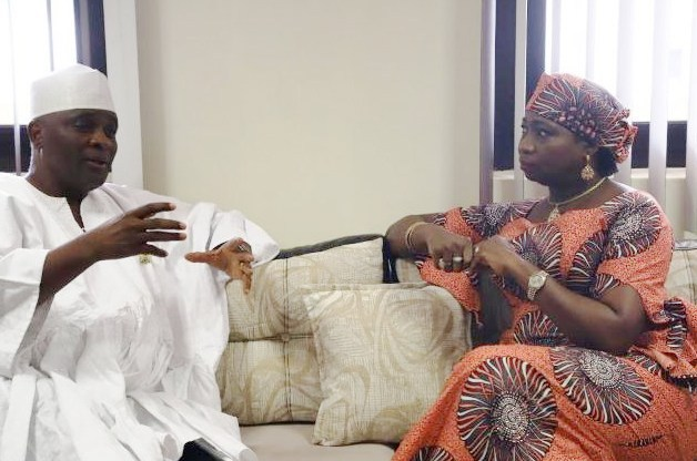 Following the xenophobic attacks in Kumasi, Ghana, the Chairman of the Nigerian Diaspora Commission Abike Dabiri-Erewa has urged the Ghanian authorities to protect Nigerians residing in the country