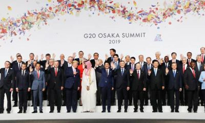 The most anticipated annual G20 summit of world leaders has started in Japan's Osaka.