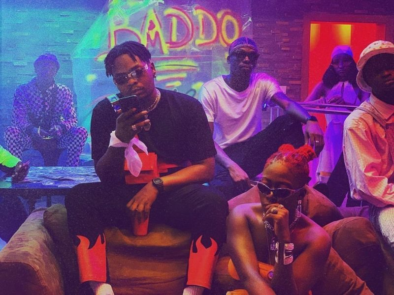 YBNL boss, Olamide aka Badoo is definitely not lacking in his visual has finally dropped the music video for his song titled 'Oil and Gas'.