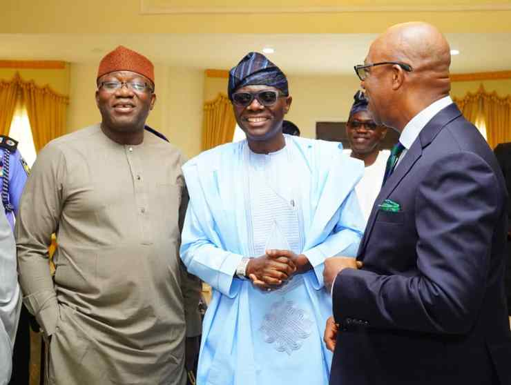 With the aim to stem the growth of criminal activities and banditry in the state the Lagos State Governor Mr. Babajide Sanwo-Olu today joined other southwest governors, Inspector General of Police (IGP), heads of other security agencies and security experts in a security summit.