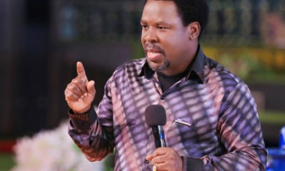 Prophet TB Joshua Reveals What Will Happen To Biafra