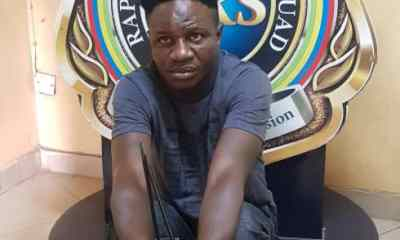 'I Make N18,000:00 Daily from Pickpocketing' – Suspect