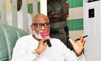 Ondo State Governor, Rotimi Akeredolu, has imposed a 24-hour curfew on Ago-Alaye Town in Odigbo Local Government Area of the State.