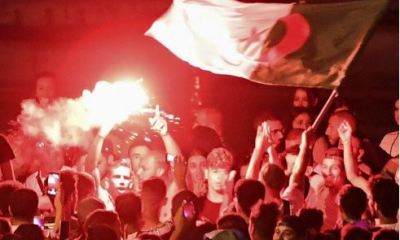 AFCON 2019: Over 200 Arrested In France After Algeria's Victory