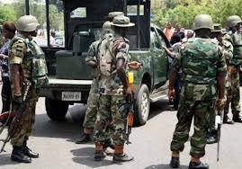 Just In: Body Of Dead Soldier Found In Mambilla Barracks Abuja