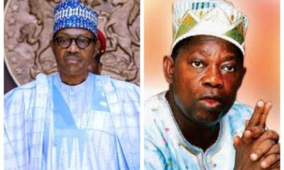 President Buhari Speaks On MKO Abiola's Legacy
