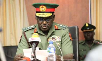 Security: Army To Assist Osun To Remain Safe Says GOC