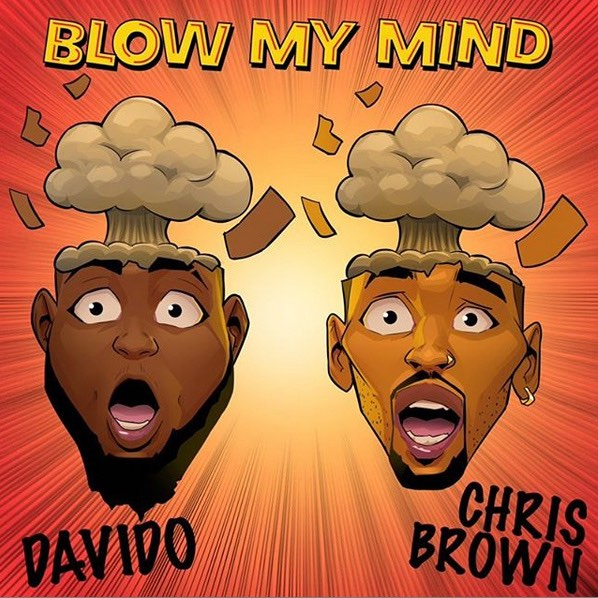 "Super-star Nigerian singer, Davido, is set to release another hit track dubbed, ""Blow my Mind"", featuring American pop-star Chris Brown."