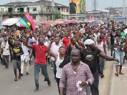 Proscription Of IMN: MASSOB To Buhari 'Be Ready For Massive Violence'